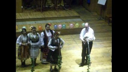 Народна песен - училище Брегов