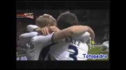 Манчестър Юнайтед 2 - 1 Тотнъм Павличенко Гол
