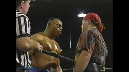 Too Cold Scorpio w/ Woman vs. Mikey Whipwreck (ecw World Television Championship) - Ecw House Party