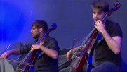 2cellos - The Trooper Overture // Rock am Ring 2017