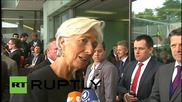 "Luxembourg: IMF obliged to provide ""credible"" programme – MD Lagarde"