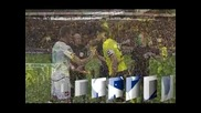 """Борусия"" (Дортмунд) с внушителна победа в Бундеслигата"