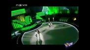 Vip Dance - Райна и Фахрадин - Рокенд Рол 18.10.09