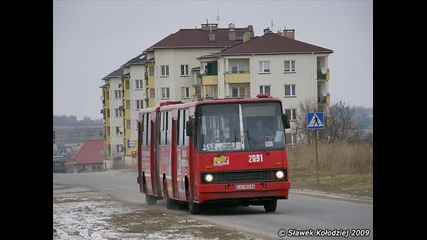 Ikarus buses in the world 67 (mpk Lublin)