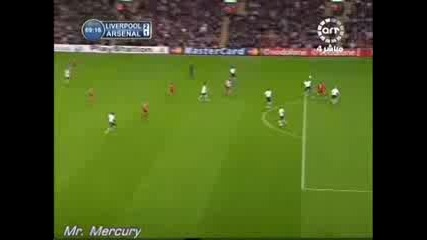 14 Ucl Liverpool 2 - 1 Arsenal - Fernando Torres