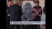 Белгийски и германски лидери отбелязаха 100-годишнината от битката при Ипр