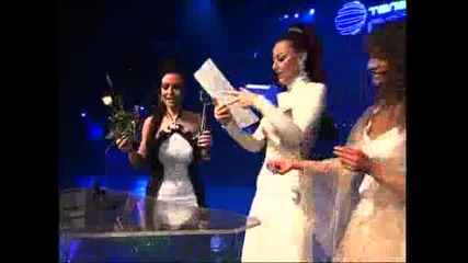 Втори годишни награди на телевизия Планета - част 5