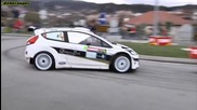 Ford Fiesta S2000 drift