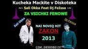 New Sali Okka Feat Dj Feissa 2013 Kucheka Mackite V Diskoteka