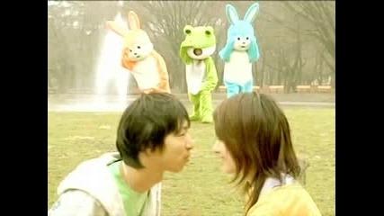Chieko Kawabe Sakura Kiss Music Video