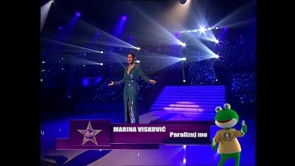 Marina Viskovic - Paralizuj me PINK MUSIC FESTIVAL NAJAVA