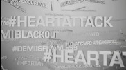 Demi Lovato - Heart Attack (official Lyric Video)
