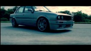 Мечта за ценители • Bmw 340i E30 V8 !