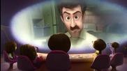 Pixar показват как изглеждат емоциите ни
