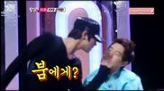 [hd] Lee Joon - Pole Dance @ Strong Heart (24.04.2012)