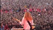 Megadeth - Symphony Of Destruction (live At Sonisphere 2010, Sofia, Bulgaria)