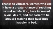 Vibrator For Every ones Delight not Just for the Lonely One