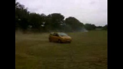 Renault Twingo На Поляната В Никюп