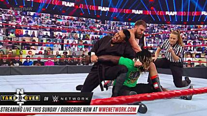 R-Truth vs. Drew Gulak vs. Akira Tozawa – 24/7 Championship: Raw, Sept 28, 2020