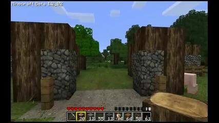 Lets Play Minecraft 124 [deutsch] [hd] - Ein kleines, neues Bauernhaus [www.keep-tube.com]