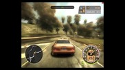 Need for Speed: Most Wanted Gameplay - Mercedes Clk 500