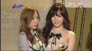 130213 Snsd ( T T S ) - Album Award @ 2nd Gaon Chart K-pop Awards