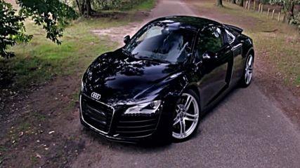 Edit ! Syberian Beast meets Mr.moore - Wien - Audi R8 V8