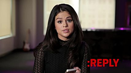 Selena Gomez - Ask-reply Part 2