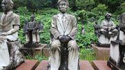 8000 каменни статуи накуп в Япония