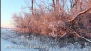 Рано сутринта супер студ в Минесота 29.12.2013