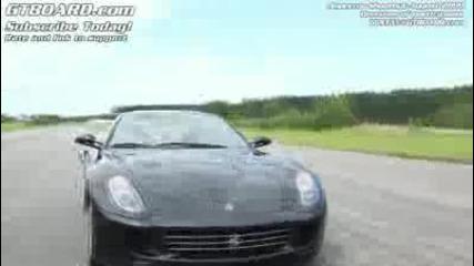 Hd Porsche Carrera Gt vs Koenigsegg Ccr Evolution x 2 Races to 200 mph 320 km h