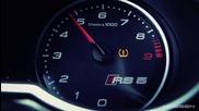 Audi Rs5 on 20 Vossen Vvs-cv5