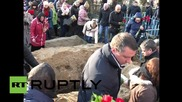 Russia: Flight 7K9268 victim Alexei Alexeev laid to rest in St. Petersburg