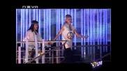 Vip Dance 23.11.09 (цялото предаване) [част 1]