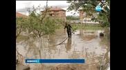 След природните стихии - Тежки щети на много места в страната - Новините на Нова