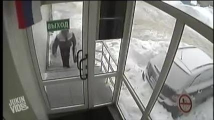 (смях) Руски пощальон