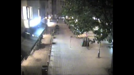 Sofia, Bulgaria - earthquake of 22.5.2012 - Slaveykov square-1