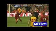 мач Liverpool 4 - 4 Arshavin 21.04.2009 всички голове