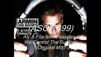 Aly & Fila feat. Jwaydan - We Control The Sunlight (original Mix)