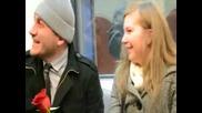 Предложение за брак в софийското метро!