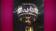 Kim Kadashian Built a Basketball Court for Kanye West in Their Home