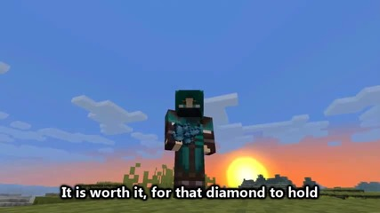 Diamonds in the deep