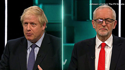 UK: Johnson and Corbyn face off in first debate ahead of general election