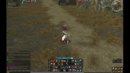 Lineage 2 Goddess of Destruction Berserker vs Warlord Rund 2