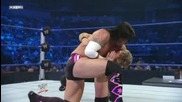 Smackdown 2009/06/12 Chris Jericho vs C M Punk