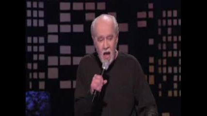 George Carlin On Fat People
