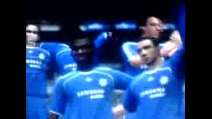 Chelsea Get The Champions League