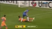 Челси - Порто 1 - 0 Anelka goal