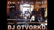 N O V O Ork Tik Tak Kelen Barvalen 2012 2013 Dj Otvorko