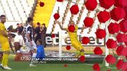 Етър-Локомотив Пловдив от 17.30 ч. ЦСКА-Витоша от 20.00ч на 05 октомври по DIEMA SPORT
